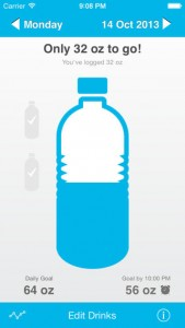 Waterlogged iphone App