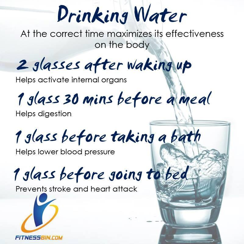 What Does Drinking Water In The Morning Do